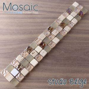 studio beige mosaic